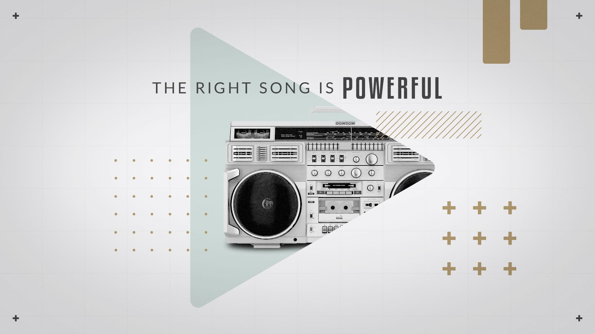 B01 – The right song