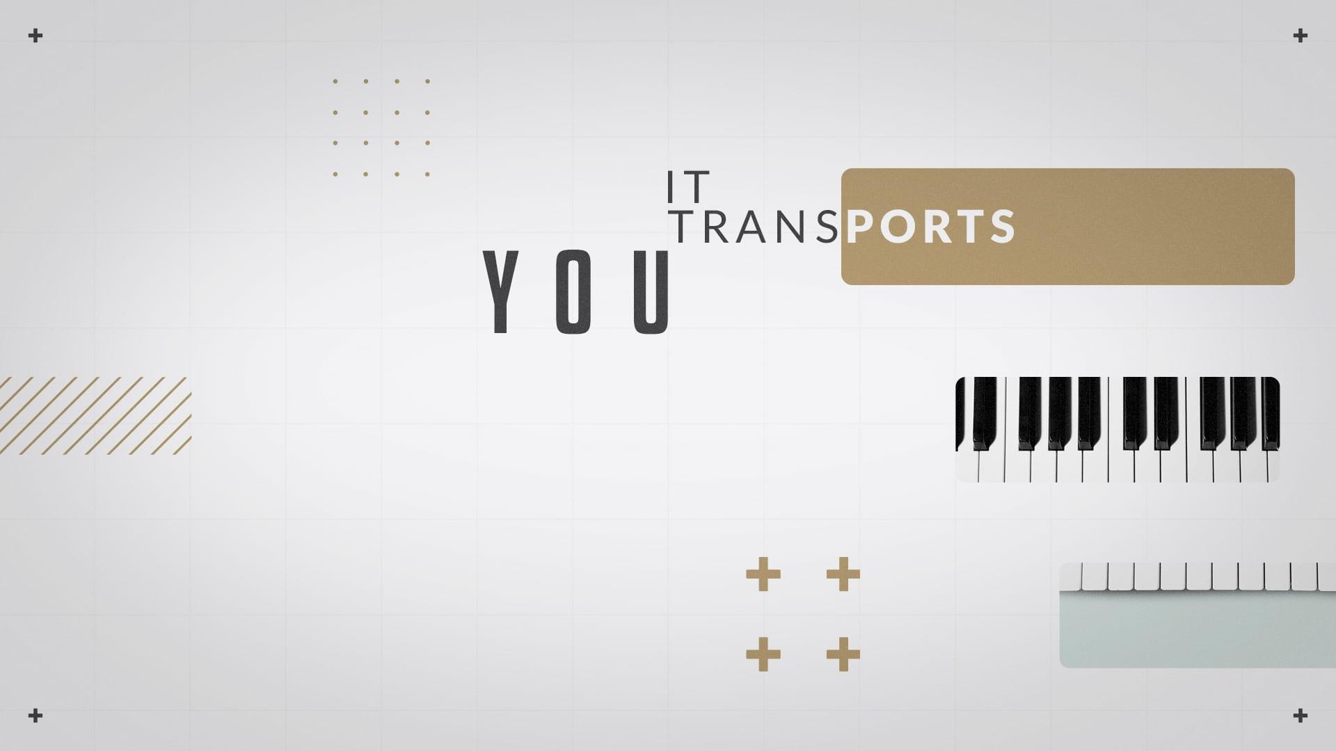 B06 – It transports you