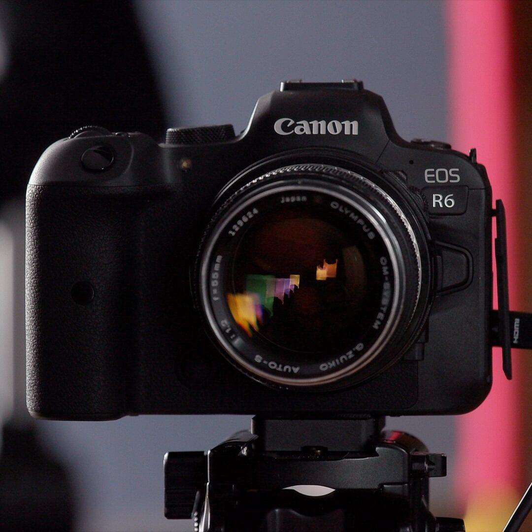 Canon EOS R5 & R6