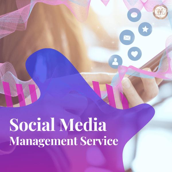 Social Media Management Service - iampowered media - POWERFUL MARKETING