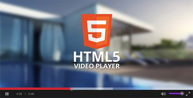 HTML5 Video Controls with jQuery and CSS - HTML5 Video Controls with jQuery and CSS