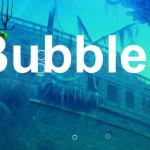 CSS animation examples - Blowing bubbles
