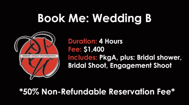 Booking- Wedding B