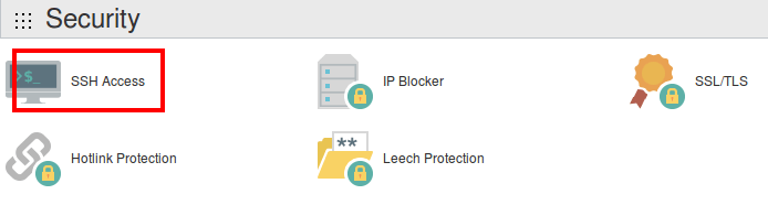 ssh-access