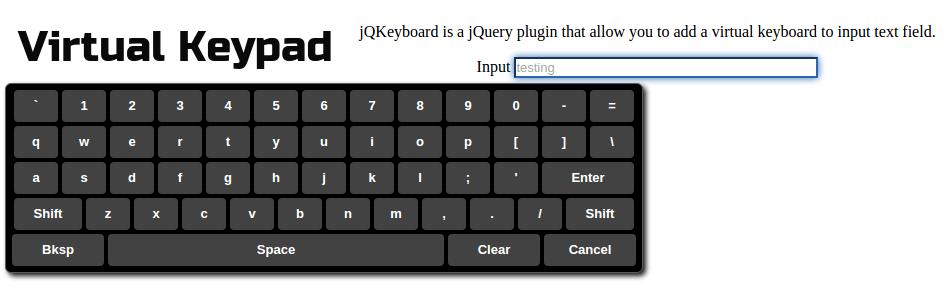 virtual-keypad