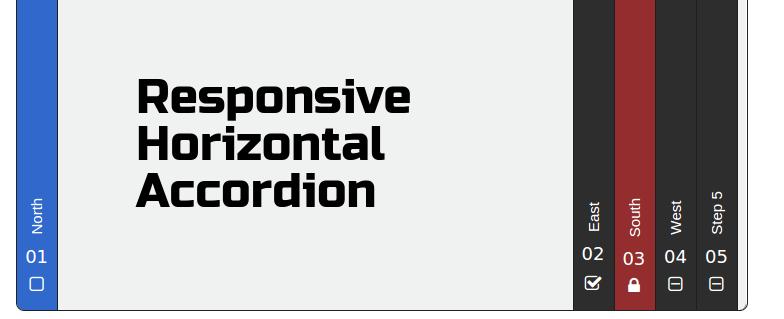 horizontal-accordion