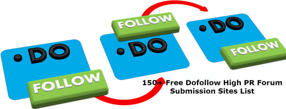 Free-Dofollow-High-PR-Forum-Submission-Sites-List