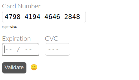 credit-card-validator-jquery