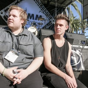 matt-sean-stage-NAMM