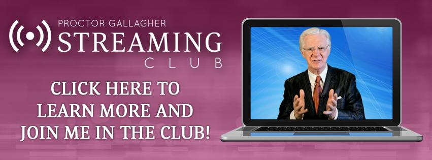 Bob Proctor - Streaming Club