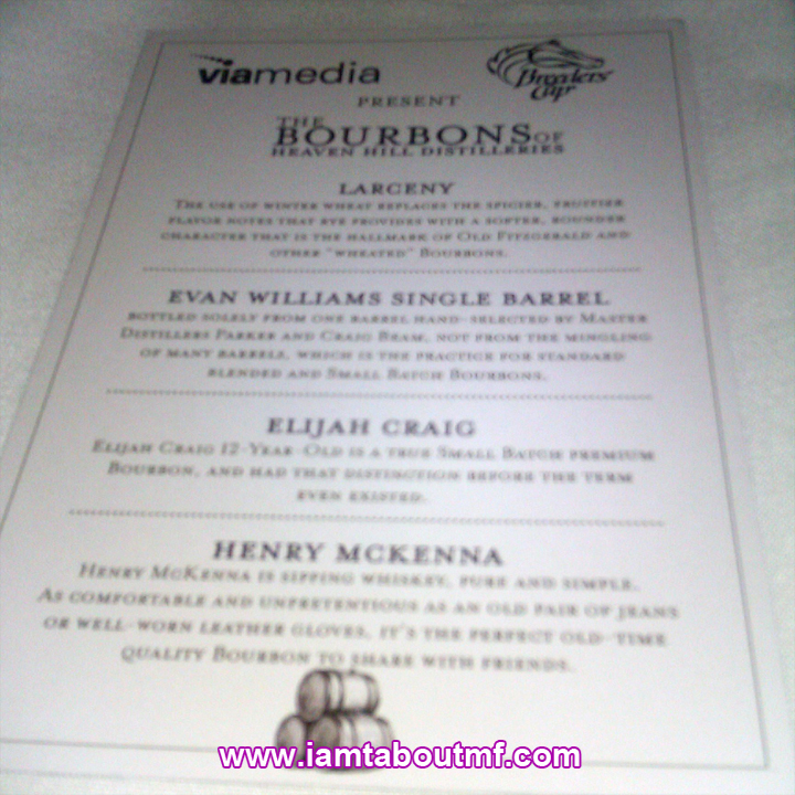IG_NYC Television Week 2014_ (1) - Burbon Menu