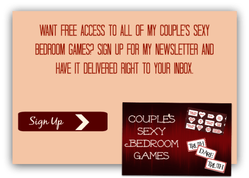 Free access to my couples bedroom games