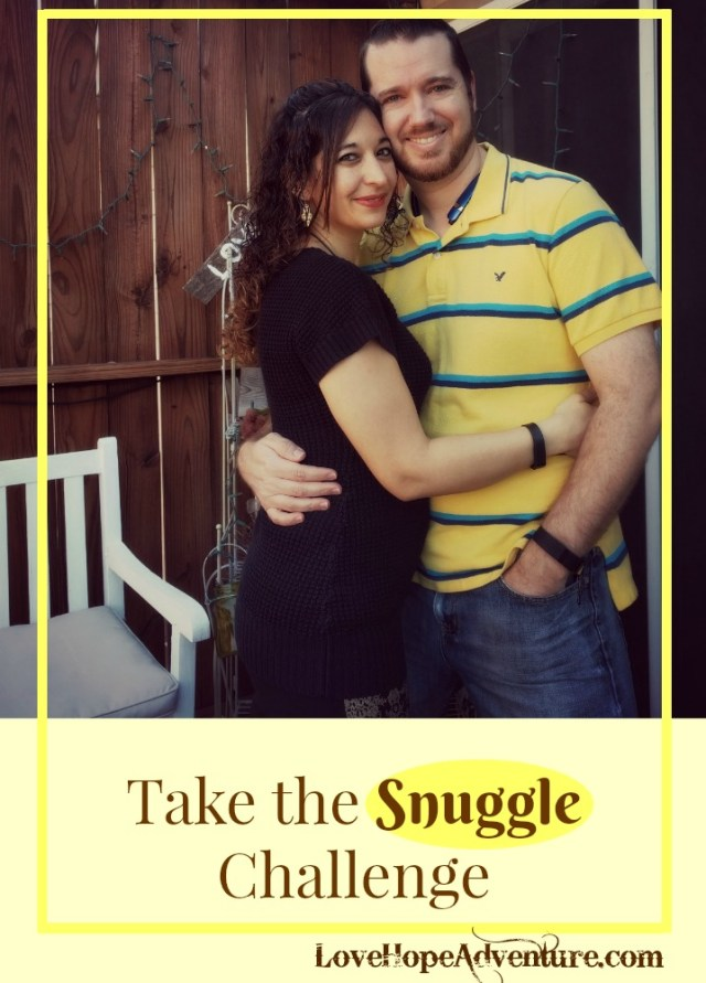 Take the Snuggle Challenge