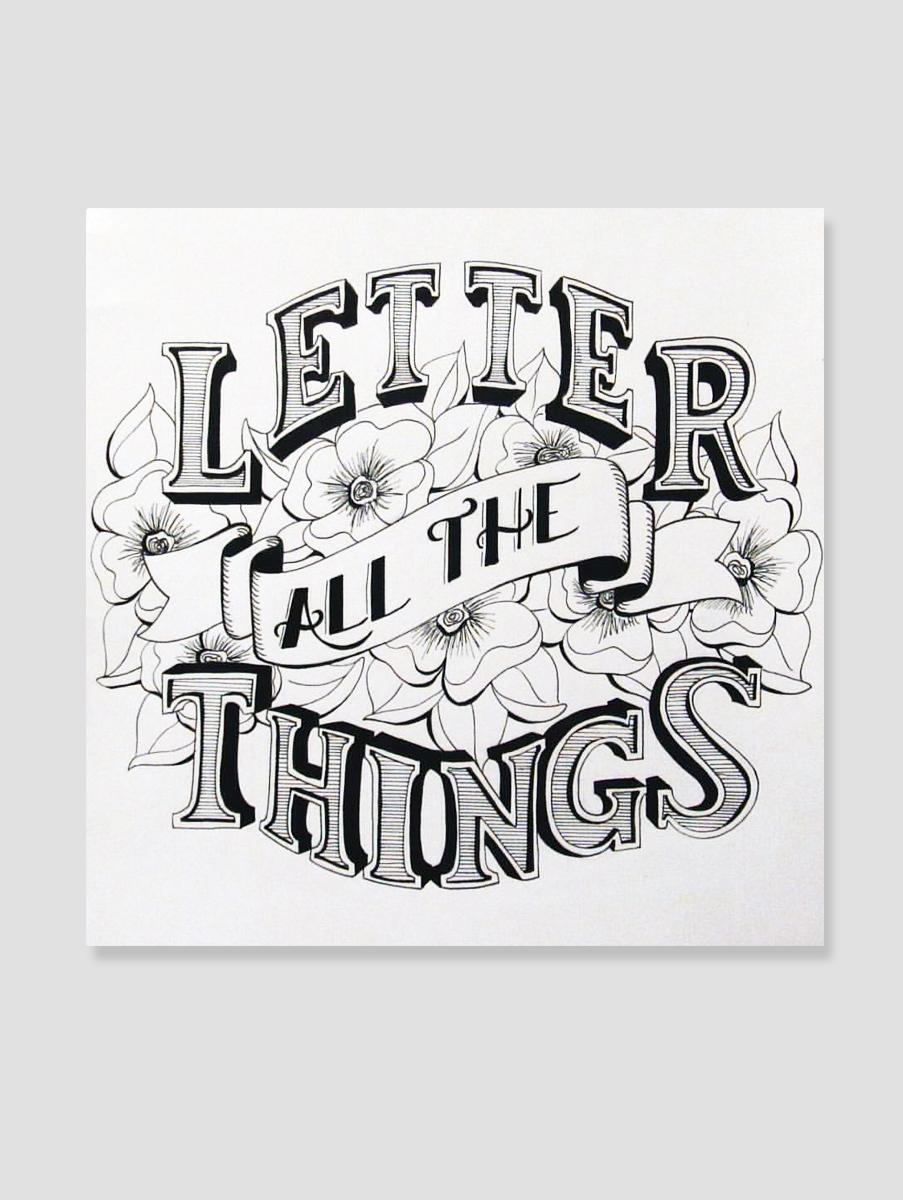 lettering-allthethings