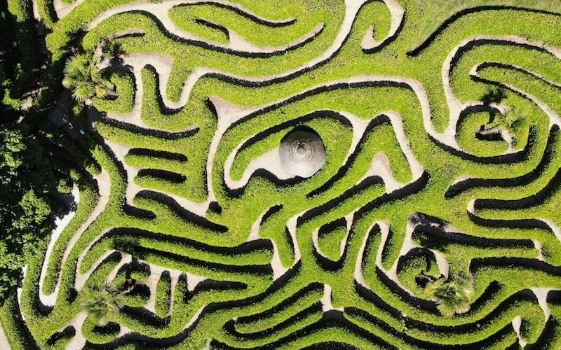 Maze: un'attività formativa complessa e divertente