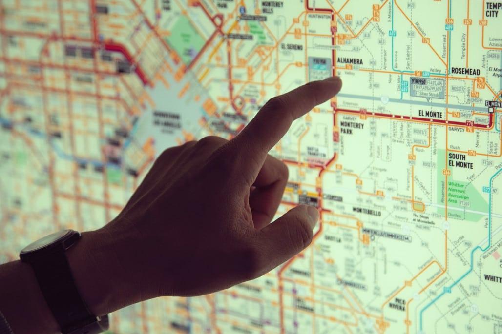 The Map - ECCEZIONALMENTE A LIBERO ACCESSO!