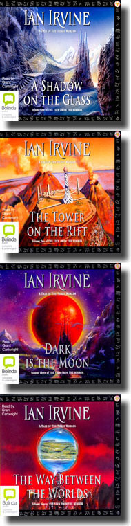 View From The Mirror audio book covers