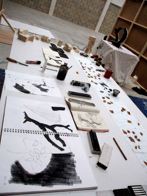 Studio Worktable