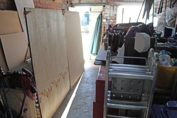 Stacked Garage