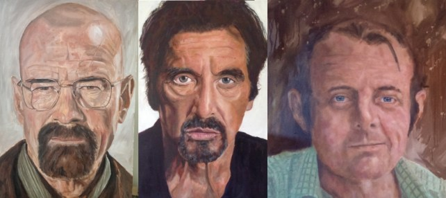 oil-portraits