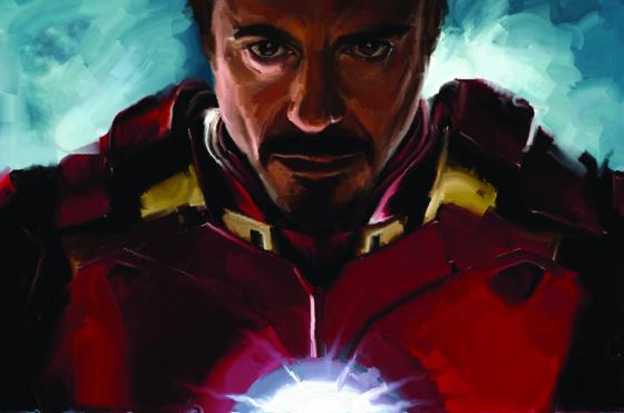 Iron Man£10.00