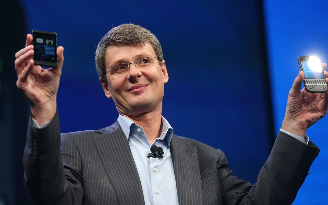 Five Things I'd Do If I Were RIM's CEO