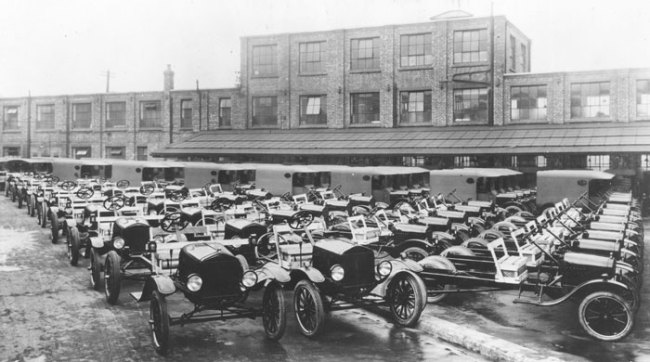 Image courtesy The Henry Ford Museum