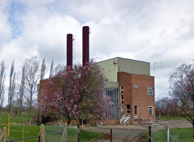 Clinical waste plan for disused Hanley Swan incinerator