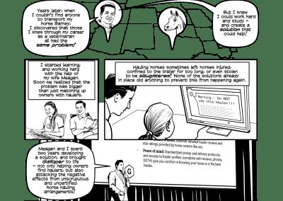 Galloper Comic