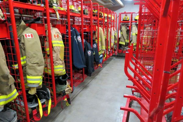 Collingwood's New Firehall