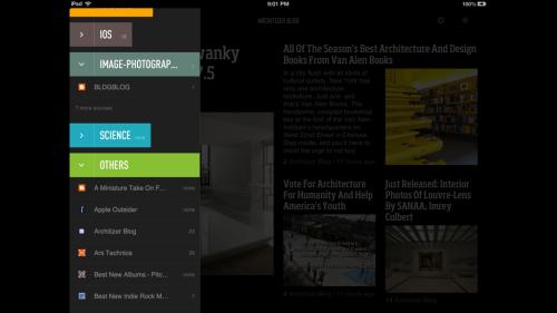 Feedly iOS