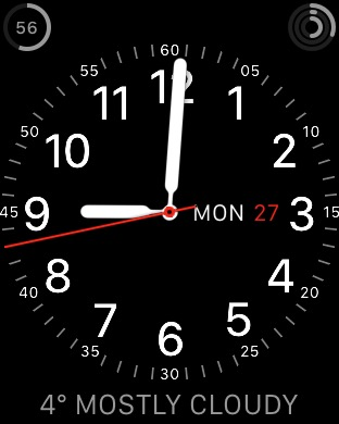 My current watchface