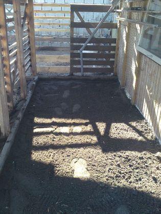 Werkstatt selber bauen Boden