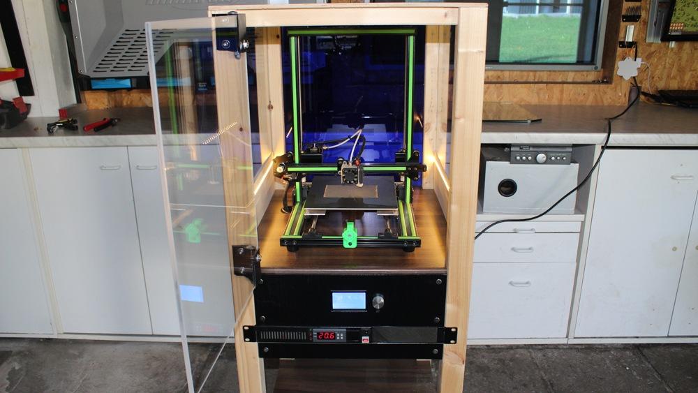 3D-Drucker Gehäuse bauen
