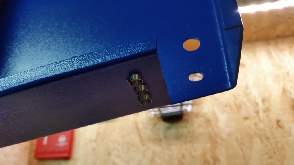 Metall-Fassung für LEDs