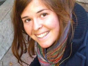 Kayla Mueller, a US citizen. (Click to enlarge or to source then back arrow to return to blog).