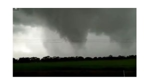 Tornado filmed in the mid-north (click to enlarge or to source, then back-arrow to return to blog article).