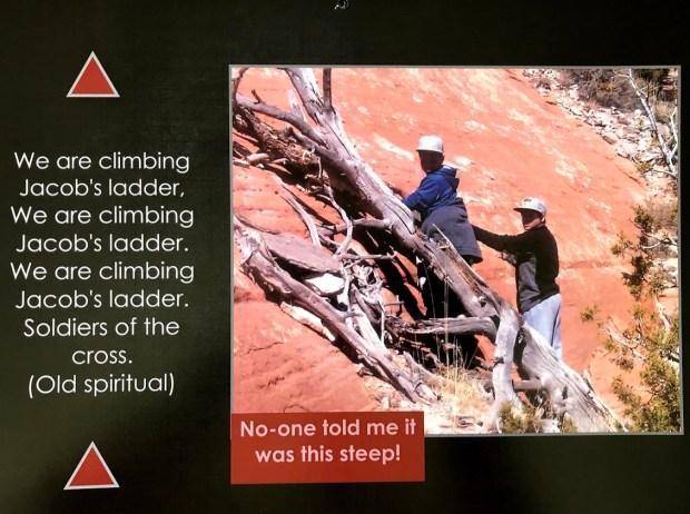 Slick Rock gallup sandstone hiking