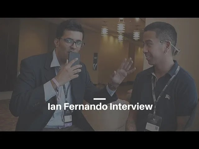 Interviewed at Affiliate World Asia by BloggersIdeas