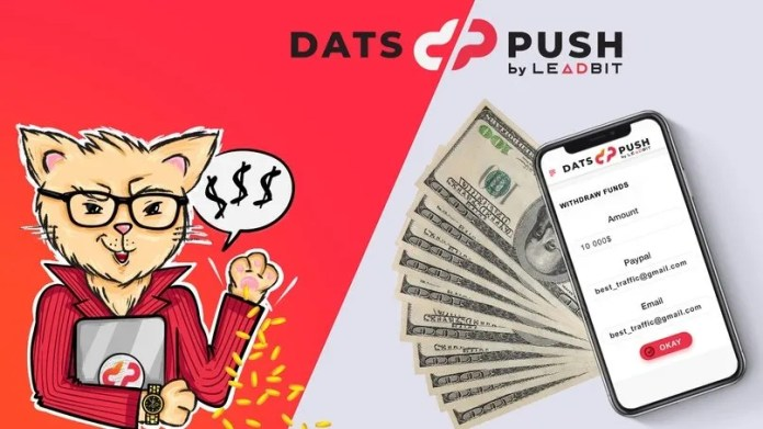 DatsPush Case Study Results After One Week – 1 Campaign, 2 Countries