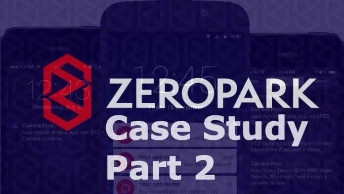 Push Case Study on ZeroPark's Traffic Platform: Part 2, Direct Linking vs Pre Lander