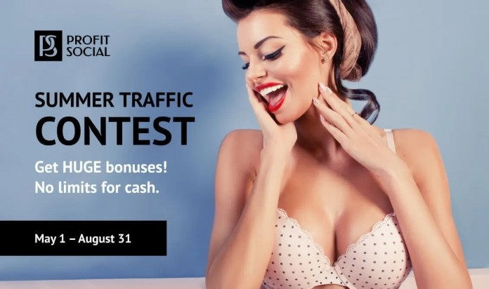 Start Your Dating Campaign with ProfitSocial's Summer Contest: 1500 Offers in 150 Geos