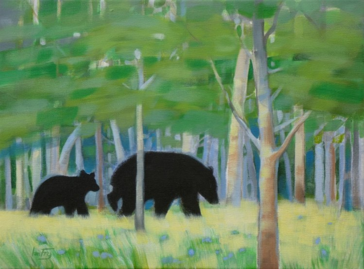 Bears and Aspens