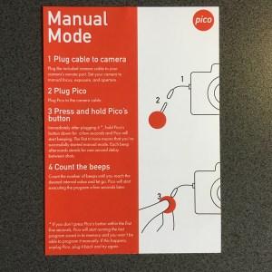 Pico-Instructions-Manual-Mode