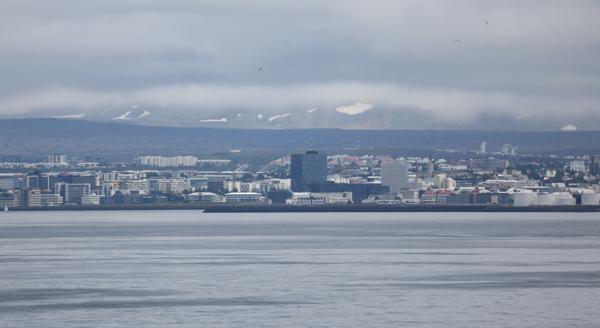 Azura-June16-leaving-Reykjavik