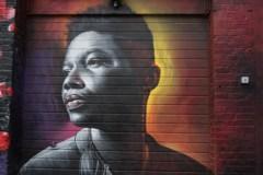 Streetart around Brick Lane February 2017