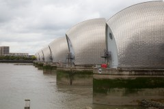 Photo walk to the Thames Barrier