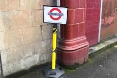 Hidden London beneath Euston Station