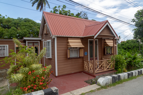 Chattel House, Bathsheba, Barbados