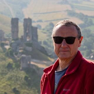 Ian Hardacre and Corfe Castle